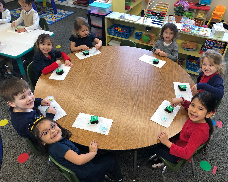 preschool academics st james school
